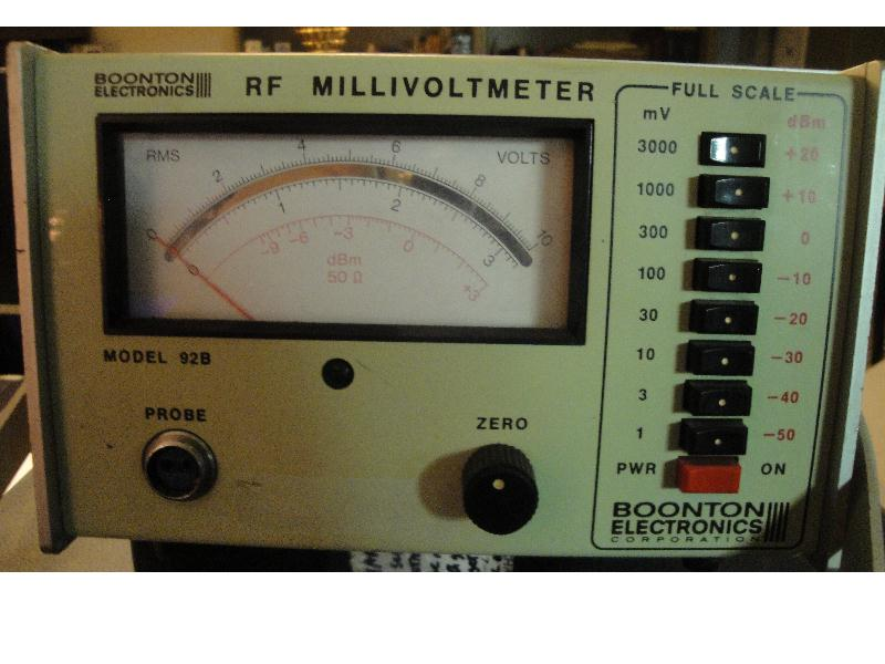 Surplusmaster Test Equipment Page